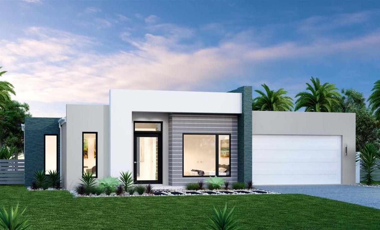 Las últimas tendencias de fachadas de casas sencillas y modernas | MA Arquitectura
