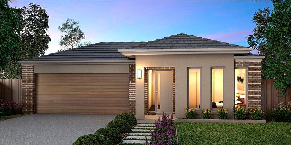 Fachadas de casas sencillas y elegantes - MA Arquitectura
