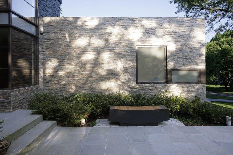 Fachadas de piedras - MA Arquitectura