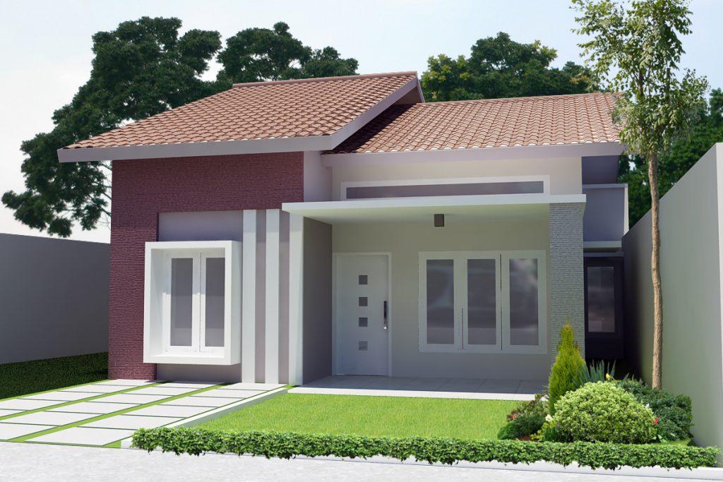 Fachadas sencillas y elegantes - MA Arquitectura