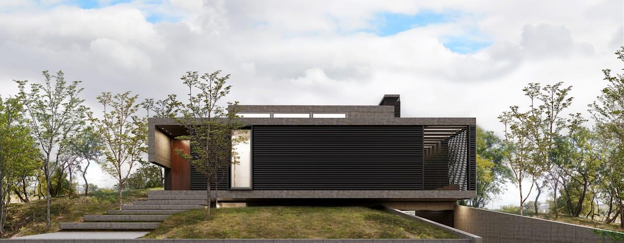 Las mejores fachadas de casas minimalistas modernas | MA Arquitectura