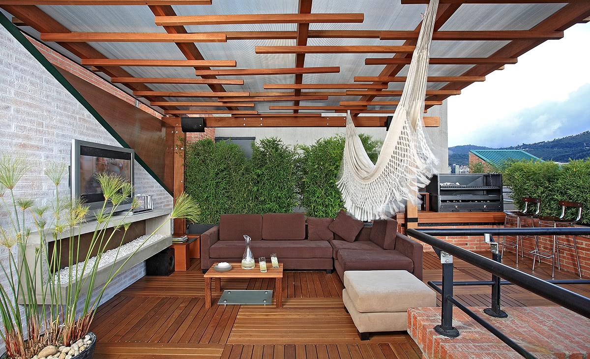 Los mejores estilos de terrazas modernas techadas | MA Arquitectura